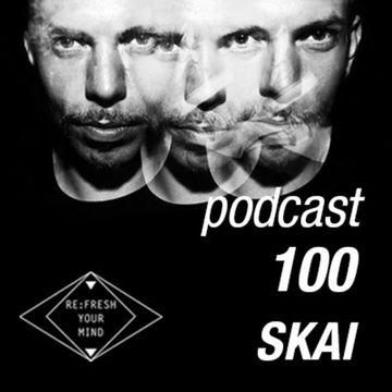 2014-03-06 - SKAI - ReFresh Music Podcast 100.jpg
