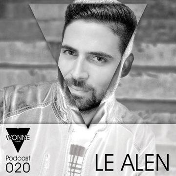2014-06-01 - Le Alen - WONNEmusik Podcast 020.jpg