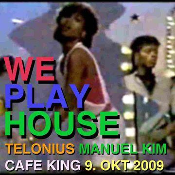 2009-10-09 - Manuel Kim & Telonius @ Café King.jpg
