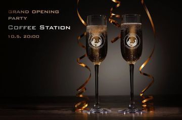 2013-05-10 - Grand Opening Party, Coffee Station.jpg