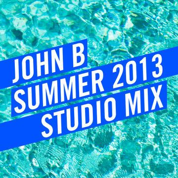 2013-07-11 - John B - Summer Studio Mix (John B Podcast 101).jpg