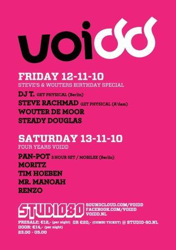 2010-11-13 - Voidd Wildlife Legends Weekender, Studio 80 -2.jpg