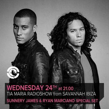 2013-07-24 - Sunnery James & Ryan Marciano - Tia Maria Radio Show.jpg