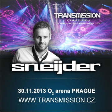2013-11-30 - Sneijder @ Transmission - The Machine Of Transformation, O2 Arena.jpg