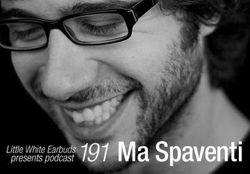 2014-01-27 - Ma Spaventi - LWE Podcast 191.jpg