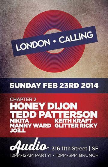 2014-02-23 - London Calling, Audio Discotech.jpg