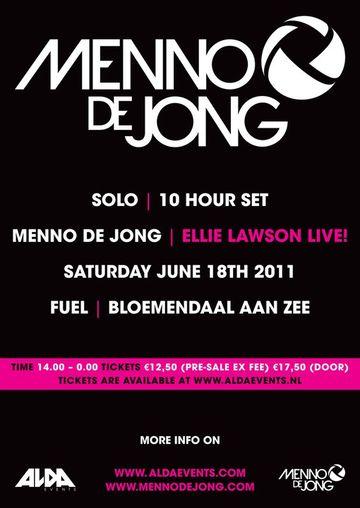 2011-06-18 - Menno Solo, Fuel Beachclub.jpg