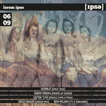 2014-09-06 - Lorem Ipse - Eine Klubnacht, Ipse.jpg