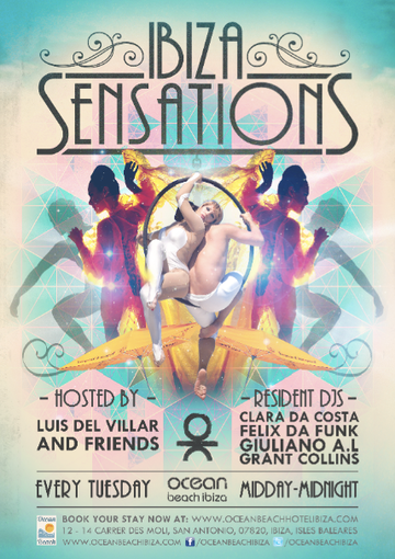 2014 - Ibiza Sensations Opening Party, Ocean Beach Club.png