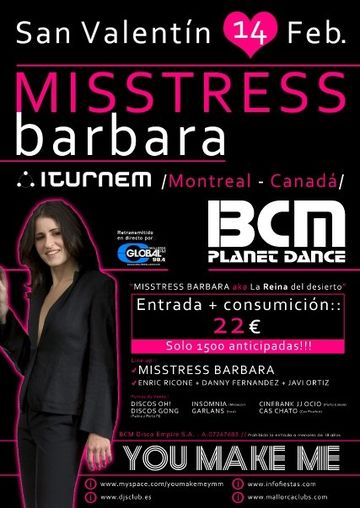 2009-02-14 - Misstress Barbara @ BCM Planet Dance, Mallorca.jpg