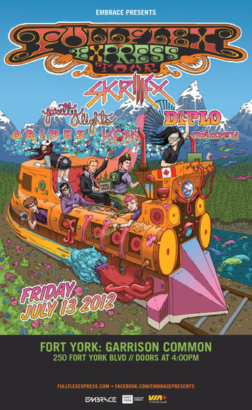 2012-07-13 - Full Flex Express Train Tour, Fort York- Garrison Common.jpg