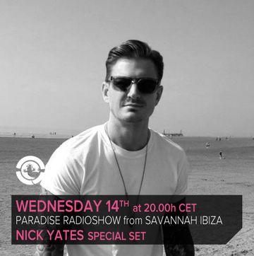 2013-08-14 - Nick Yates @ Savannah Sunset Bar, Ibiza (Paradise Radio Show).jpg