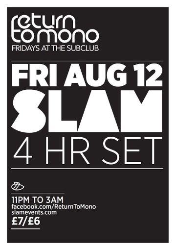 2011-08-12 - Return To Mono, Sub Club.jpg
