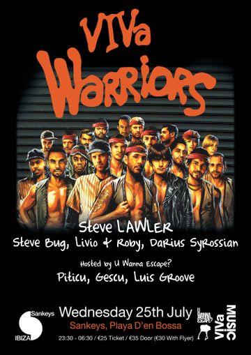 2012-07-25 - VIVa WaRRIORS, Sankeys.jpg