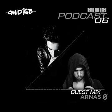 2014-08-15 - Omid 16B, Arnas D - aLOLa Podcast 06.jpg