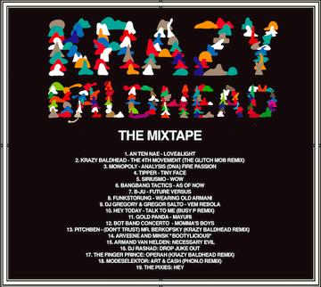 2010-12-06 - Krazy Baldhead - The Mixtape (Promo Mix).png