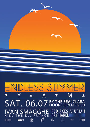 2013-07-06 - Endless Summer - YAM, Clara.jpg