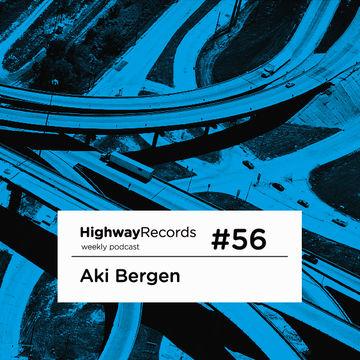 2012-01-30 - Aki Bergen - Highway Podcast 56.jpg