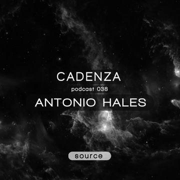 2012-11-14 - Antonio Hales - Cadenza Podcast 038 - Source.jpg