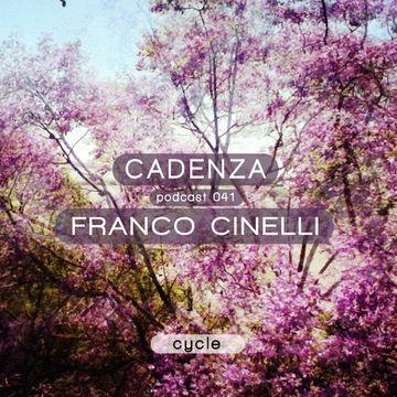 2012-12-05 - Franco Cinelli - Cadenza Podcast 041 - Cycle.jpg