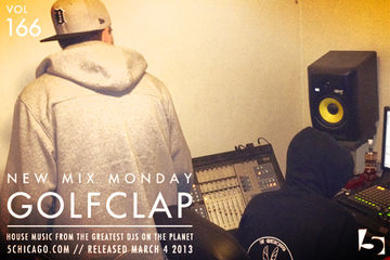 2013-03-04 - Golf Clap - New Mix Monday (Vol.166).jpg