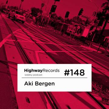 2014-03-03 - Aki Bergen - Highway Podcast 148.jpg