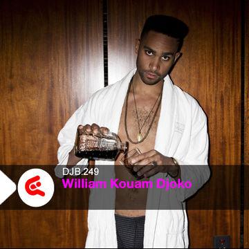 2013-04-09 - William Kouam Djoko - DJBroadcast Podcast 249.jpg