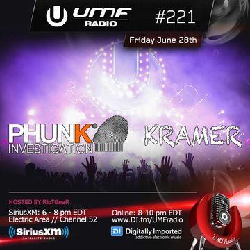 2013-06-28 - Kramer, Phunk Investigation - UMF Radio 221 -2.jpg