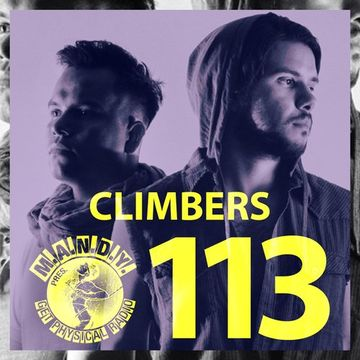 2013-09-12 - Climbers - Get Physical Radio 113.jpg