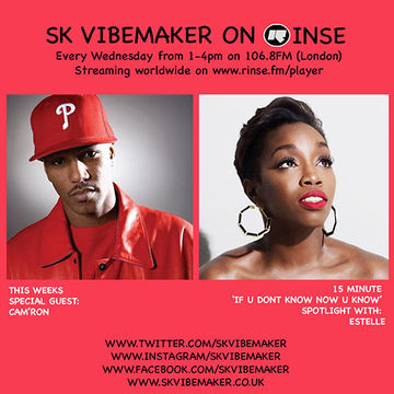 2014-06-11 - SK Vibemaker, Cam'ron - Rinse FM.jpg