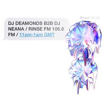 2014-10-19 - Deamonds b2b Neana - Rinse FM.jpg