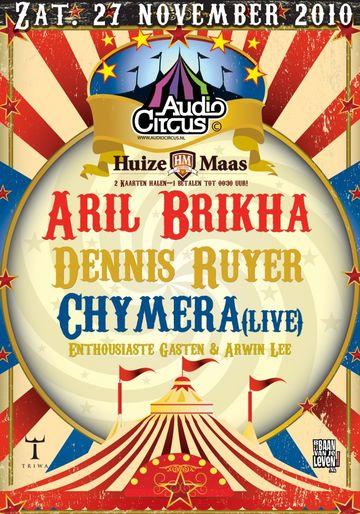2010-11-27 - Audio Circus, Huize Maas.jpg