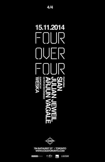 2014-11-15 - Four Over Four, Coda.jpg