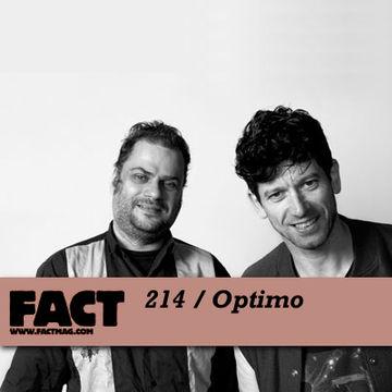 2011-01-17 - Optimo - FACT Mix 214.jpg