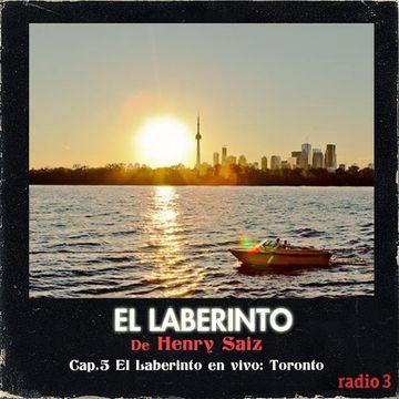 2014-10-03 - Henry Saiz - El Laberinto en vivo Toronto (El Laberinto 5, Radio 3 RNE).jpg