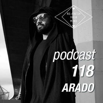 2014-12-11 - Arado - ReFresh Music Podcast 118.jpg