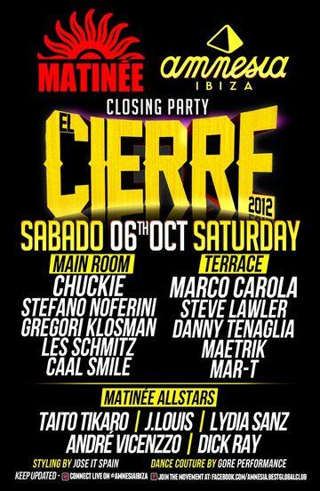 2012-10-06 - El Cierre Closing Party, Amnesia.jpg