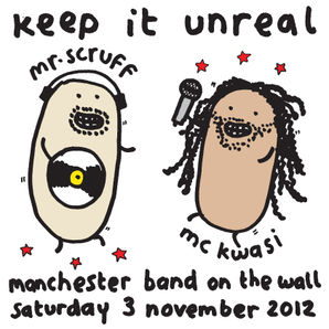 2012-11-03 - Keep It Unreal, Band On The Wall.jpg