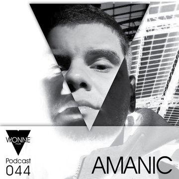 2014-11-16 - Amanic - WONNEmusik Podcast 044.jpg