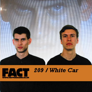 2010-12-10 - White Car - FACT Mix 209.jpg