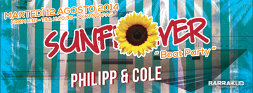 2014-08-12 - Barrakud - Sunflower Boat Party.png