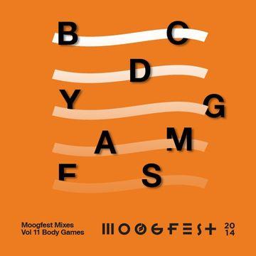 2014-03-31 - Body Games - Moogfest Mixes Volume 11.jpg