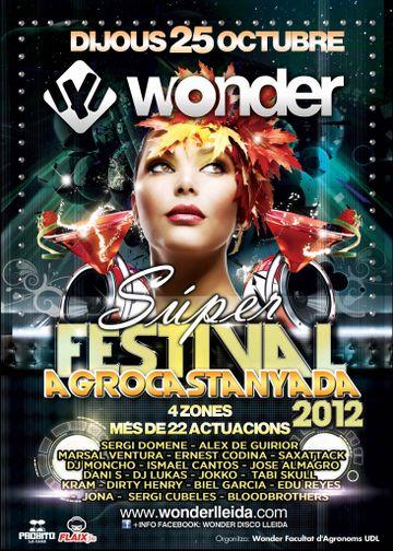 2012-10-25 - Wonder - Súper Festival Agrocastanyada, .jpg