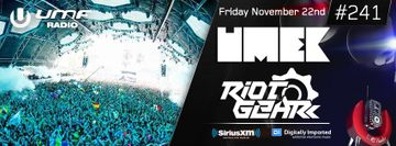 2013-11-22 - RioTGeaR, Umek - UMF Radio 241 -1.jpg