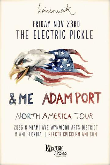 2012-11-23 - North America Tour, The Electric Pickle.jpg