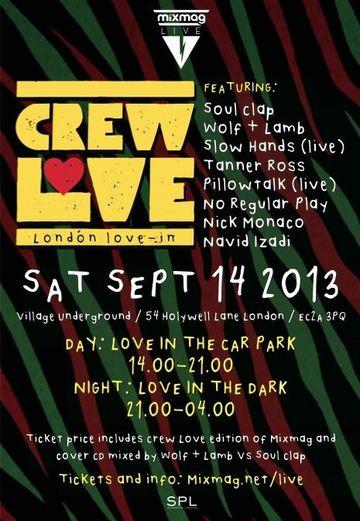 2013-09-14 - Mixmag Live - Crew Love, Village Underground -1.jpg