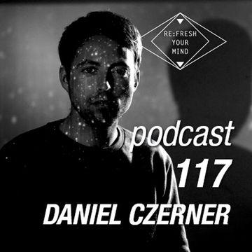 2014-12-02 - Daniel Czerner - ReFresh Music Podcast 117.jpg