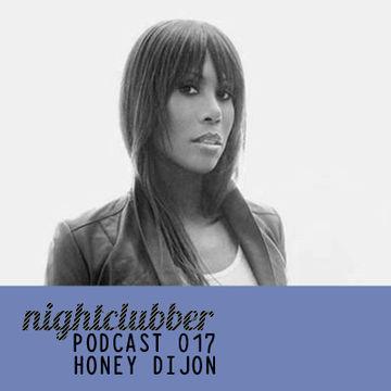 2011-05 - Honey Dijon - Nightclubber.ro Podcast 017.jpg