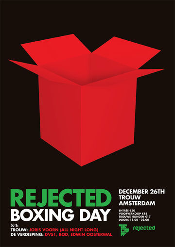 2011-12-26 - Rejected Boxing Day, Trouw.jpg