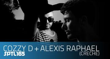 2014-04-10 - Cozzy D & Alexis Raphael - Ibiza Spotlight Podcast (SPTL165).jpg